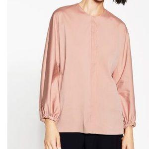 Zara Full Sleeved Shirt